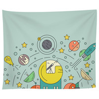 Outer Space Tapestry