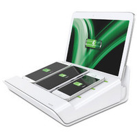 Leitz XL Mobile Multi-Device Charging Station, White