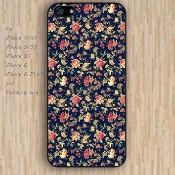 iPhone 5s 6 case cartoon flowers dream catcher colorful phone case iphone case,ipod case,samsung galaxy case available plastic rubber case waterproof B572