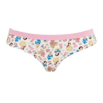Princess Print Mini Knickers by Disney | Topshop