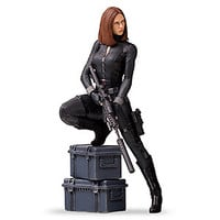 "The Black Widow AKA Natasha Romanoff 9"" Statue"