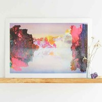 Kate Shaw Ecology Art Print- Pink One