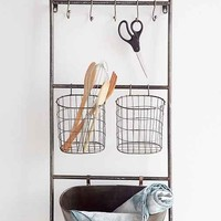 Industrial Multiuse Storage Shelf- Brown One