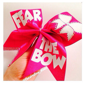 Fear the bow bow