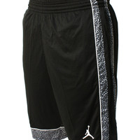 Nike Air Jordan Men's Elephant Print 2.0 Basketball Shorts