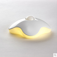 Colorful Bright Creative LED Leaf Lights Hot Sale Bedside Lamp [6283327942]