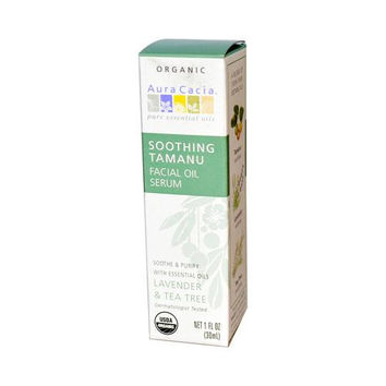 Aura Cacia Organic Face Oil Serum - Tamanu - 1 Fl Oz  15% Off Auto renew