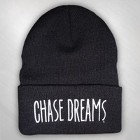 Kalin and Myles - Chase Dreams cuff beanie [KAM4009]: Now Just $20.00