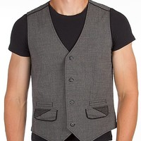Buckle Black Rhythm And Blues Vest