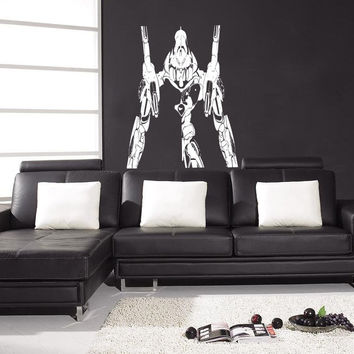 Anime decal  transformer anime Kids Room Children Stylish Wall Art Sticker 10216