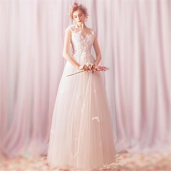 White Elegant Evening Dresses Ruched Butterfly Backless Party Formal Dress Straight Floor Length