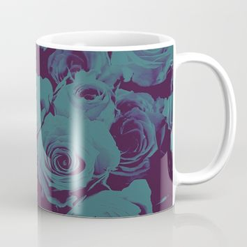 Mother May I -blue- Mug by Ducky B