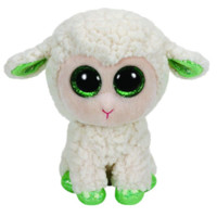 Lala Lamb Beanie Boos Small by TY