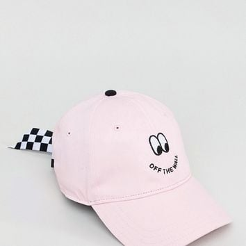 Vans X Lazy Oaf Cap With Bow Back at asos.com