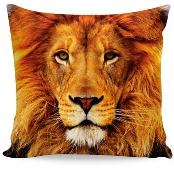 ROCP Lion Couch Pillow