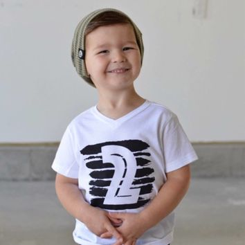 Summer Children T-shirt For Girl Tops Kids Clothes Unisex Toddler Baby Boys Girls T-Shirts 1 2 3 4 Years Birthday Shirt Tees
