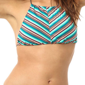 O'Neill Sea Stripe Bikini Top at PacSun.com