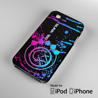 blink 182 logo iPhone 4 4S 5 5S 5C 6, iPod Touch 4 5 Cases