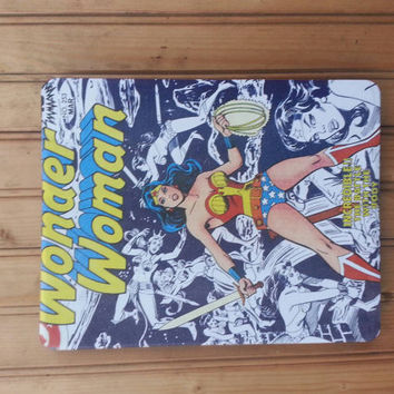 Wonder woman iPad case