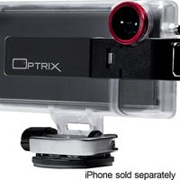 Optrix - XD Video Case for Apple® iPhone® 4 and 4S - Clear - Every Deals!