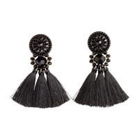 H&M Earrings with tassels $14.99