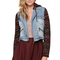 Billabong Slow Down Denim Jacet at PacSun.com