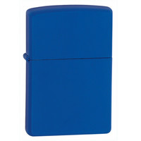 Zippo 229 Classic Royal Blue Matte Plain Windproof Lighter