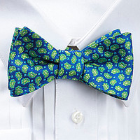 Ted Baker London Micro Neat Silk Bow Tie