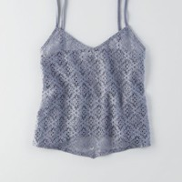 AEO Women's Lace Swing Cami