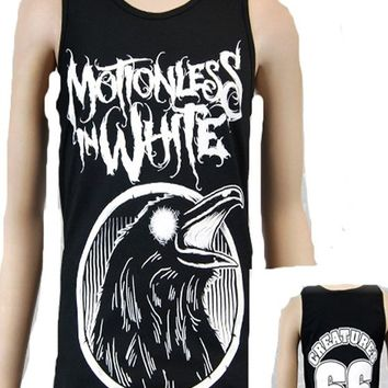 Motionless In White - Raven Tank Top
