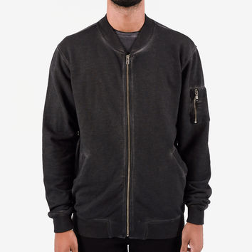 Bomber Jacket (Antique Charcoal)