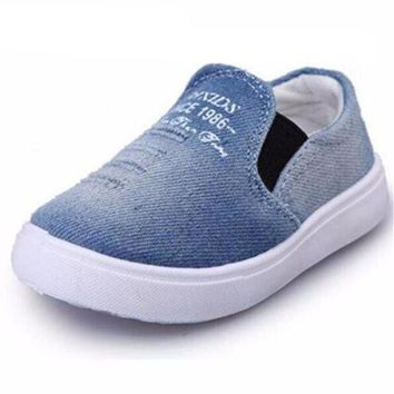Boys & Girls Unisex Canvas Casual Shoes