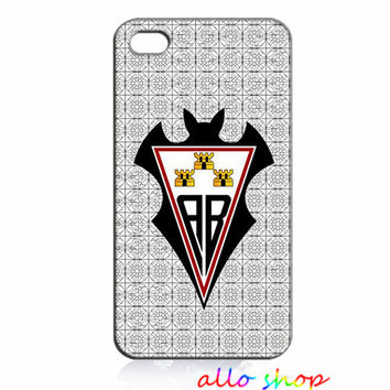 Albacete Batman Fly Logo Shield fashion original cell phone case cover for iphone 4 4S 5 5S 5C 6 6 plus #854