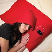 Hoodie Pillow at Firebox.com