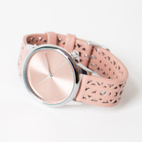 Estelle Cutout Seashell Watch