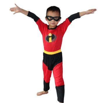 Retail  Halloween  Party  costumes  incredibles    playi