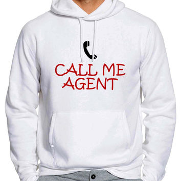 Call Me Agent 294 Man Hoodie and Woman Hoodie