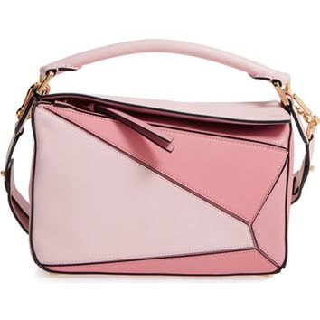 Loewe Small Puzzle Leather Shoulder Bag | Nordstrom