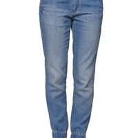 Bullhead Denim Co Fixed Off Shore Jogger Pants - Womens Jeans - Blue -