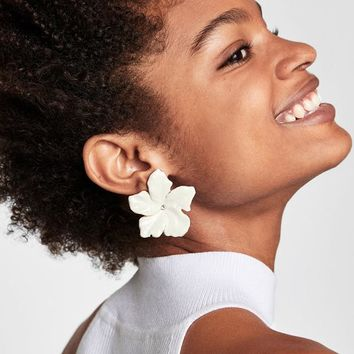 """""""Blossom  Where You Are,,""""  Trendy, Statement Earrings"""