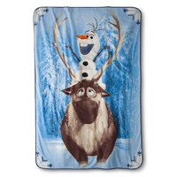Disney® Frozen Olaf Blanket - Twin