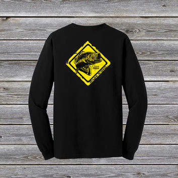 Bass Crossing Series Long Sleeve Tee