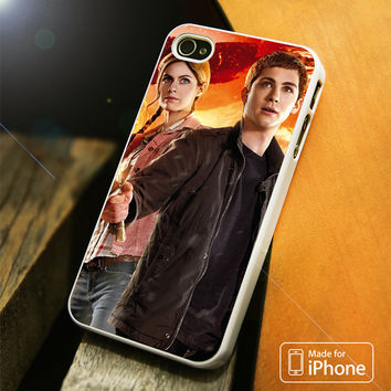 Percy Jackson Sea of Monsters Cover iPhone 4 5 5C SE 6 Plus Case
