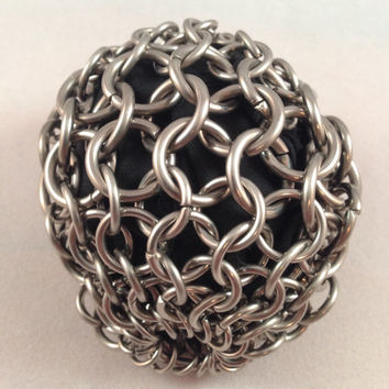 Chainmaille Stress Ball