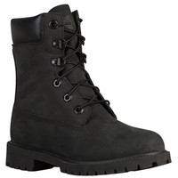 "Timberland 8"" Premium Waterproof Boots - Boys' Grade School at Foot Locker"