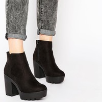 New Look Chunky Ankle Boot