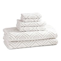 KASSATEX 'Etoile' Egyptian Cotton Wash Towel