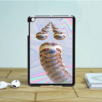 Trippy Sloth Heads IPad Mini 1 2 Case Auroid