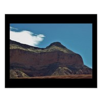 Mountain Photo Poster