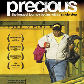 Precious: Based on the Novel Push by Sapphire (Dutch) 11x17 Movie Poster (2009)